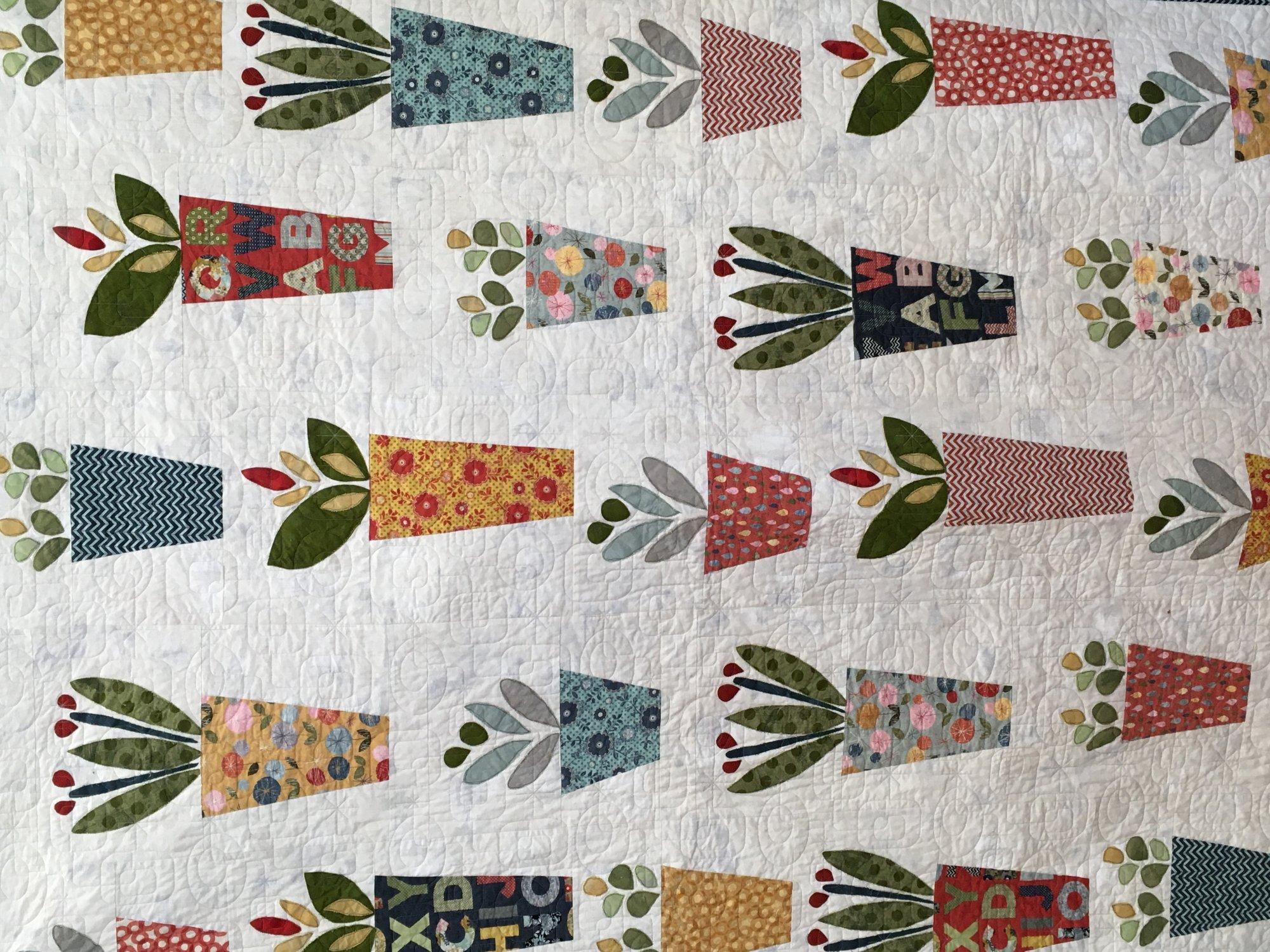 Rosemary & Thyme Quilt Kit