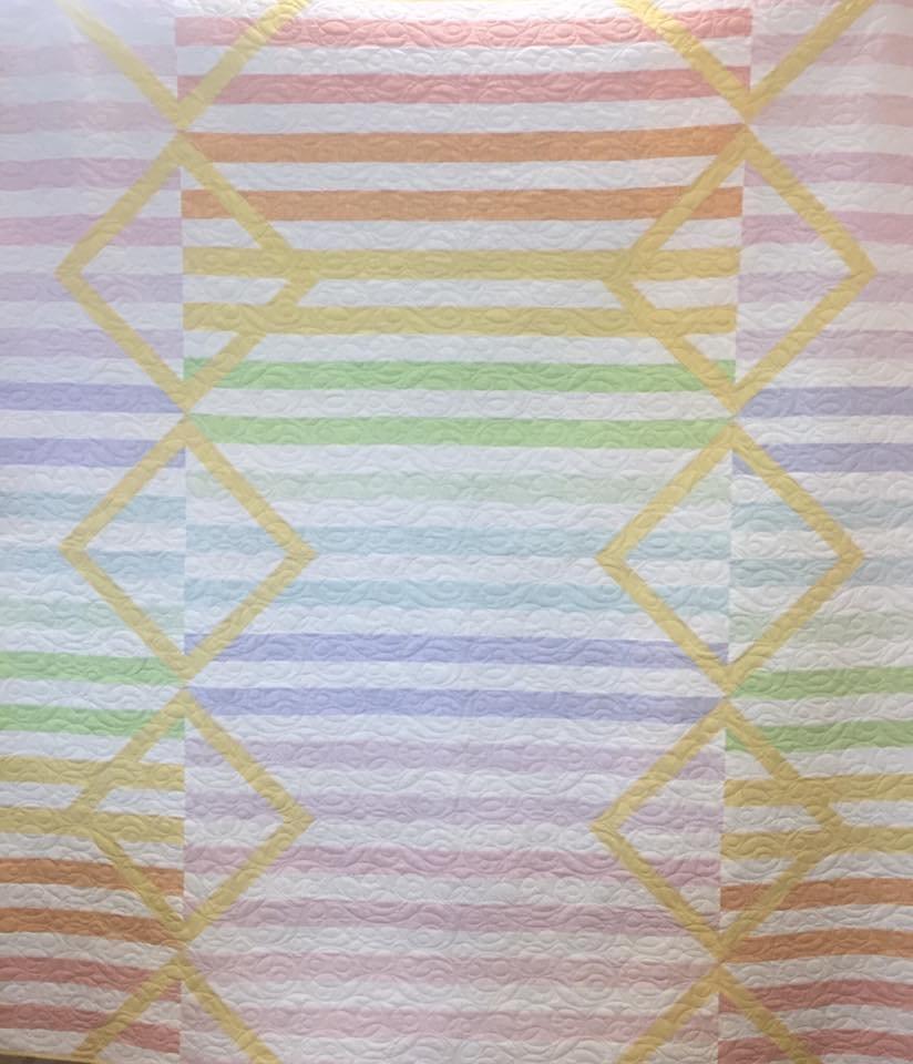 Line Dance Pastel -kit