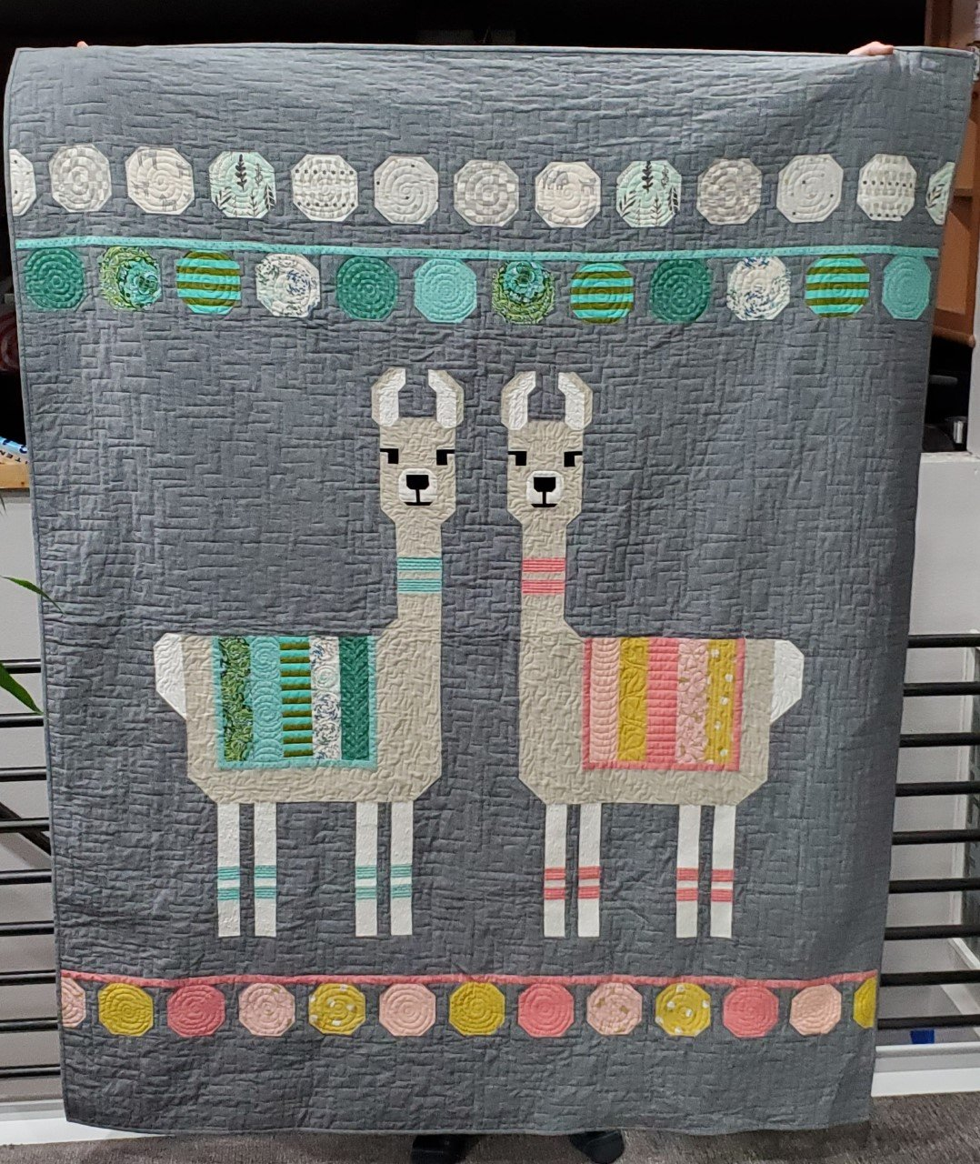 Llamas 59x74