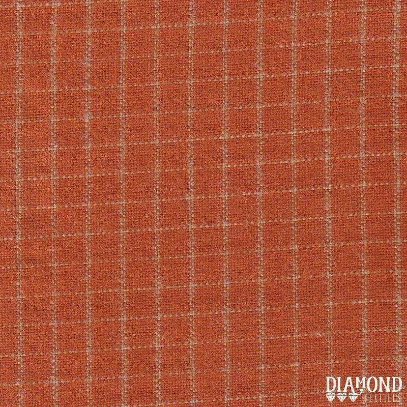 Chatsworth Woven Orange/tan