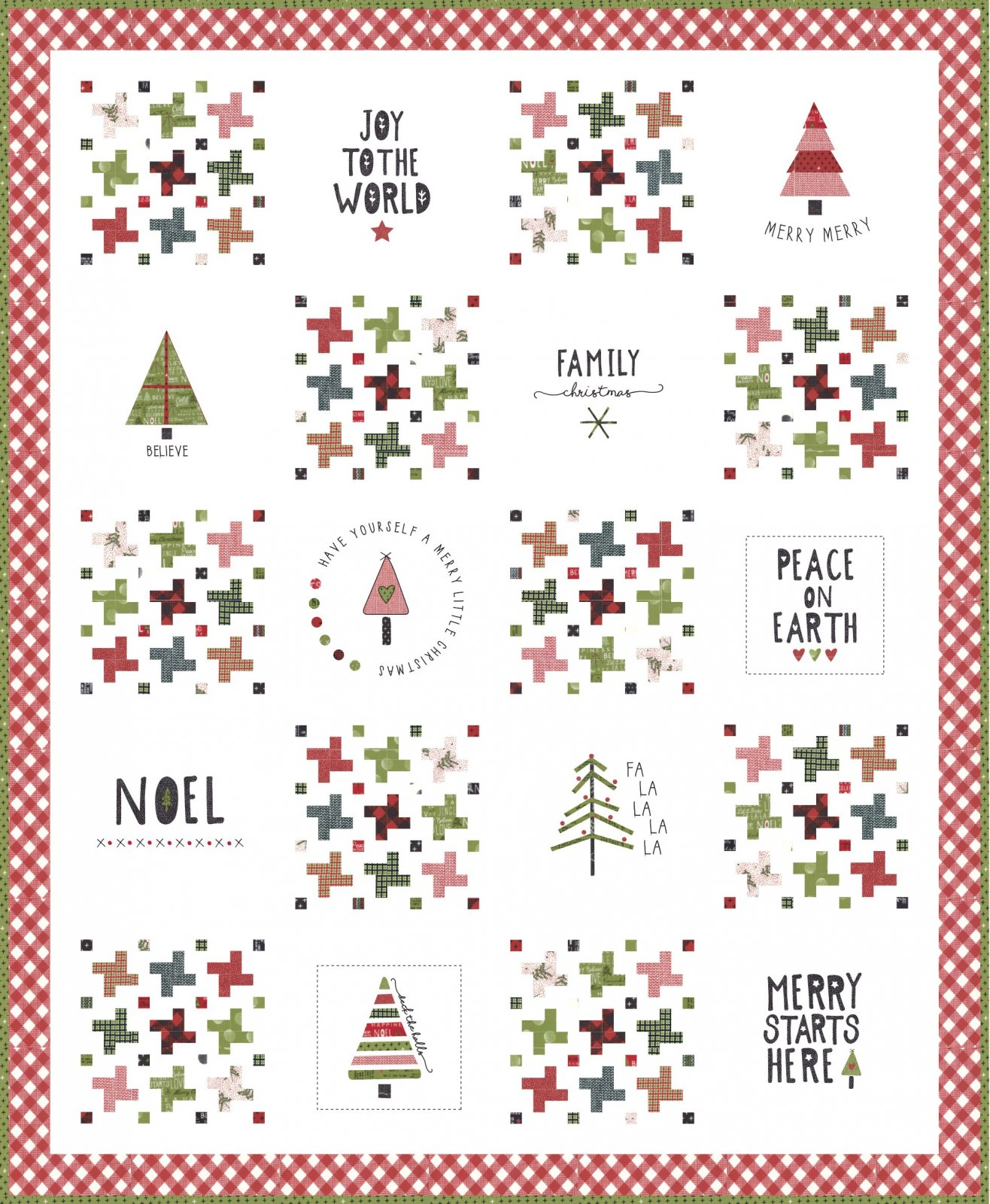Merry Starts Here -kit