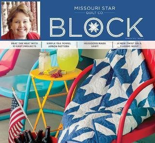 Missouri Star Block - Vol 1 Issue 3 Summer 2014