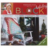 Missouri Star Block - Vol 5 Issue 4 Holiday