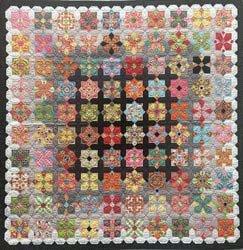 Quatro Colour EPP Quilt Pack