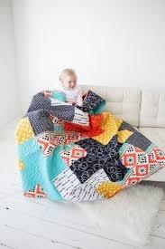 Plus Quilt Pattern & 3/4 yd. Pixie Dots