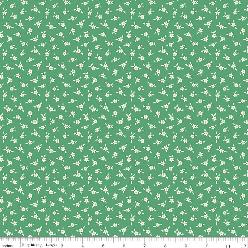 Apple Farm - green