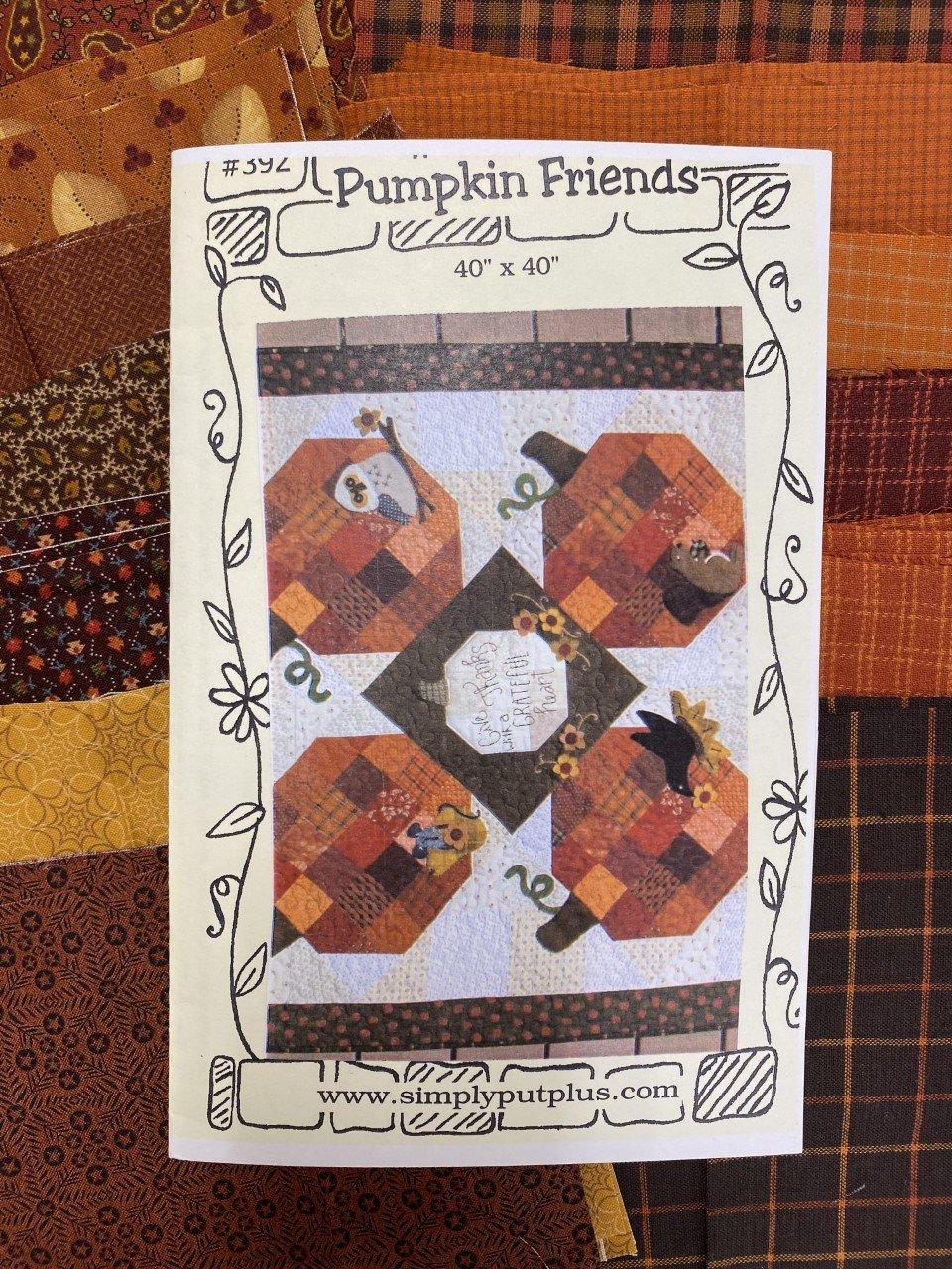 Pumpkin Friends - Kits