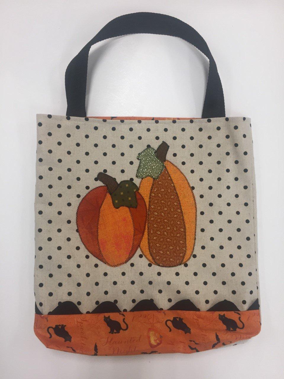 Halloween Bag - Pumpkins