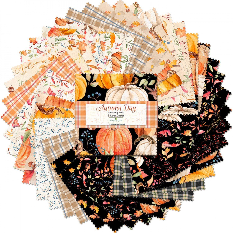 Autumn Day 10 squares