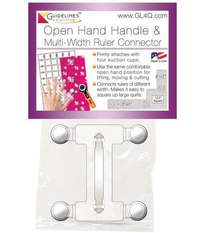 Open Hand Handle & Ruler Connector