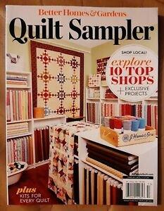 Quilt Sampler Magazine - Fall 2020
