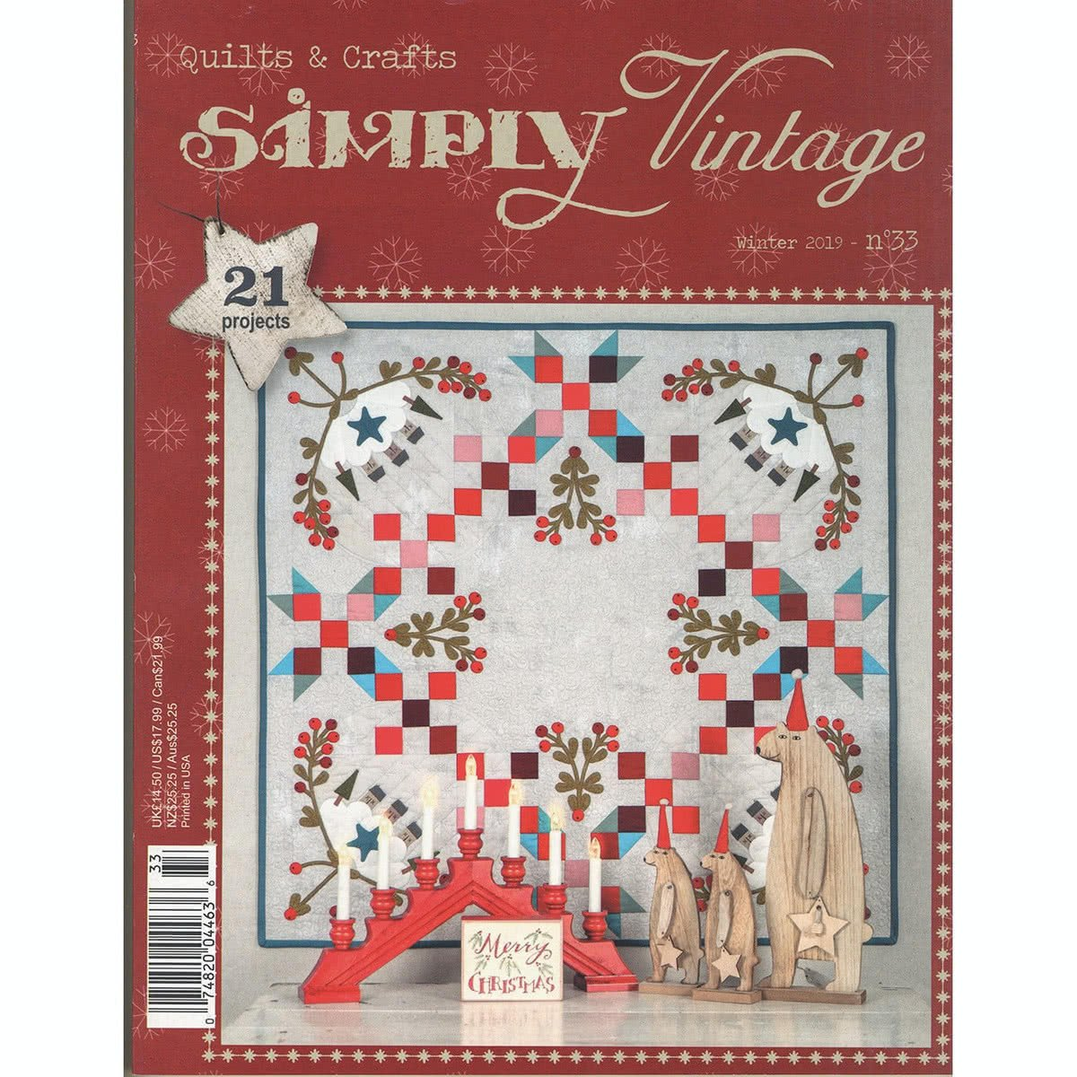 Simply Vintage Magazine - Winter 2019