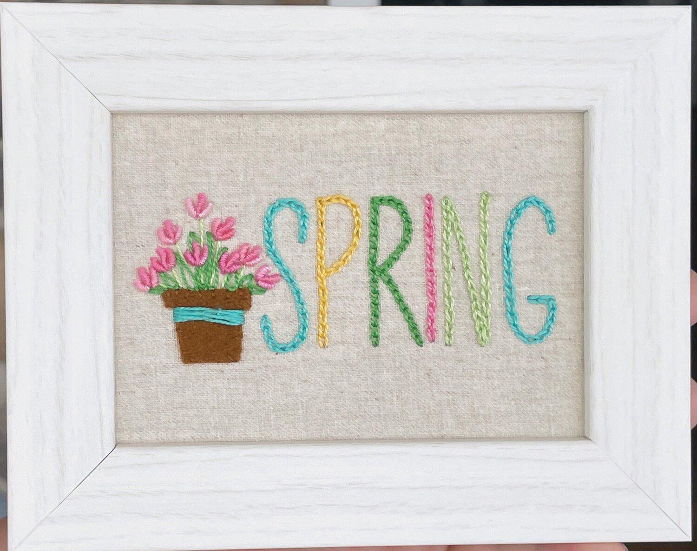 Spring Tulips -kit