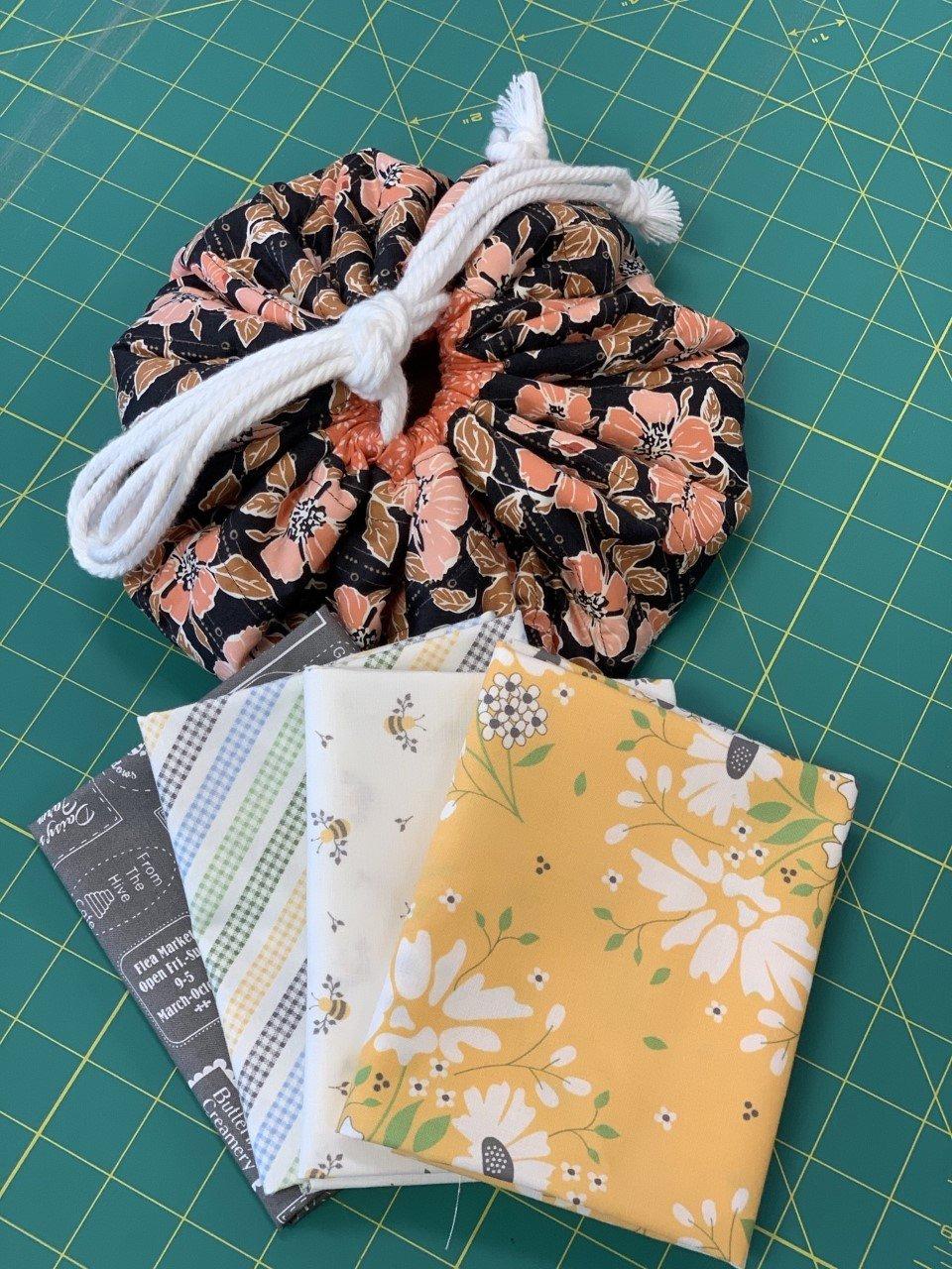 It's a Cinch Bag - Spring Brook Kit