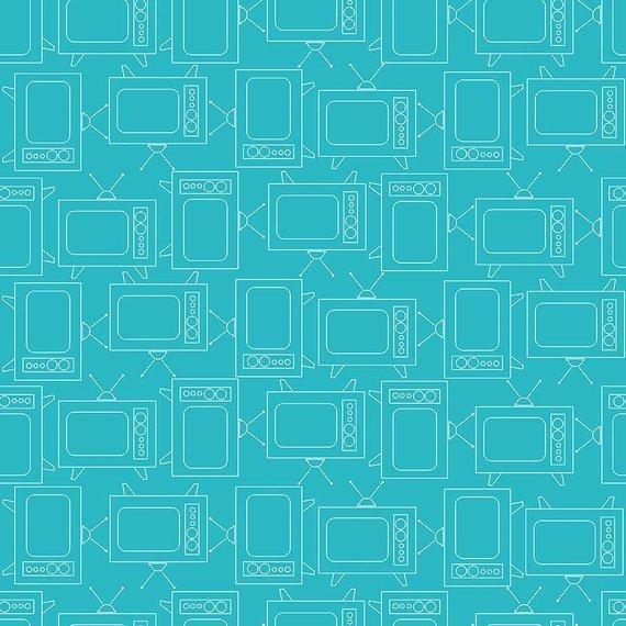 Bee Basics -turquoise TV