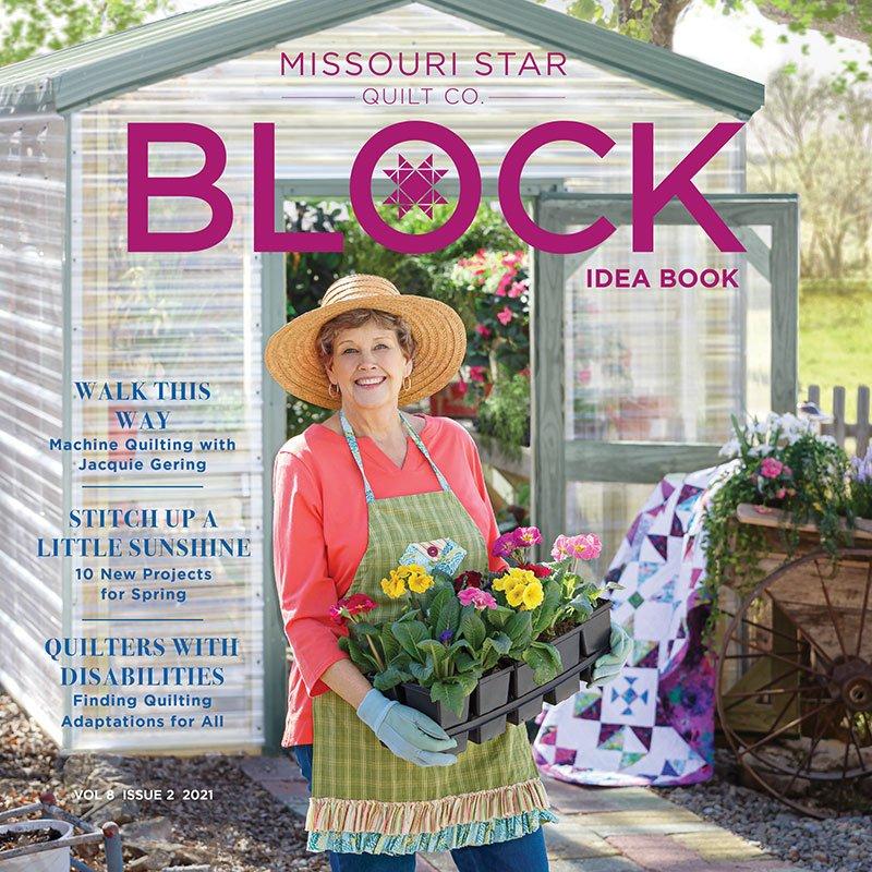 Missouri Star BLOCK Vol 8 Issue 2