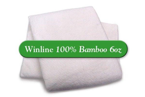Bamboo Winline Batting 6 oz.