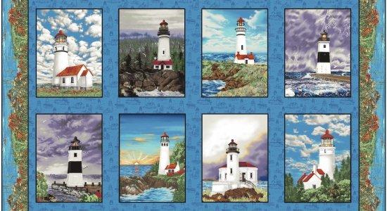 Lighthouse Wonder Panel