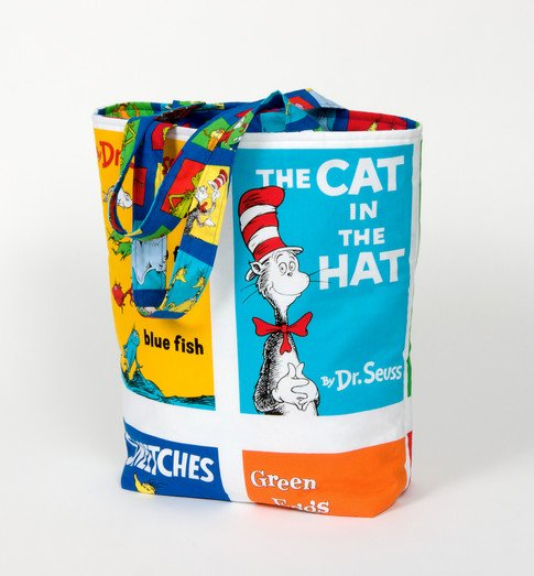Dr Seuss Book Bag