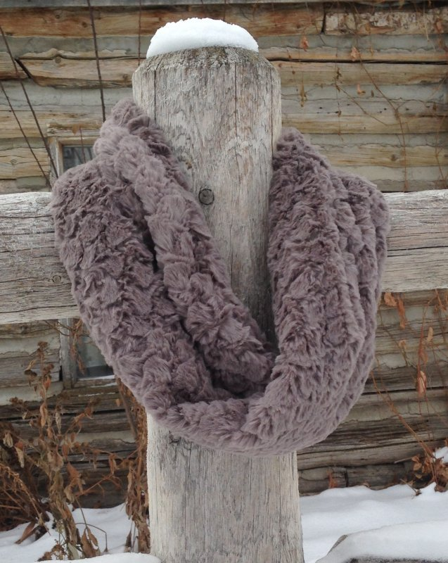 Shannon Cuddle Quick Scarf Kit