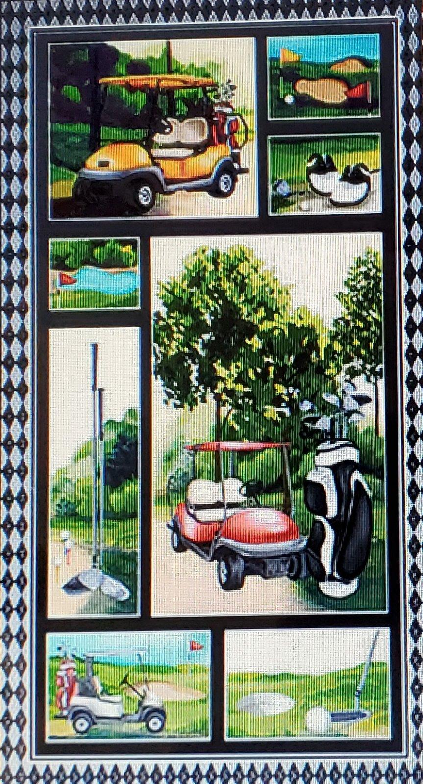 Golf Panel