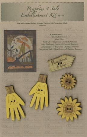 Pumpkins 4 Sale Accessory Kit