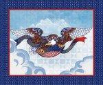 Jim Shore Patriotic Eagles
