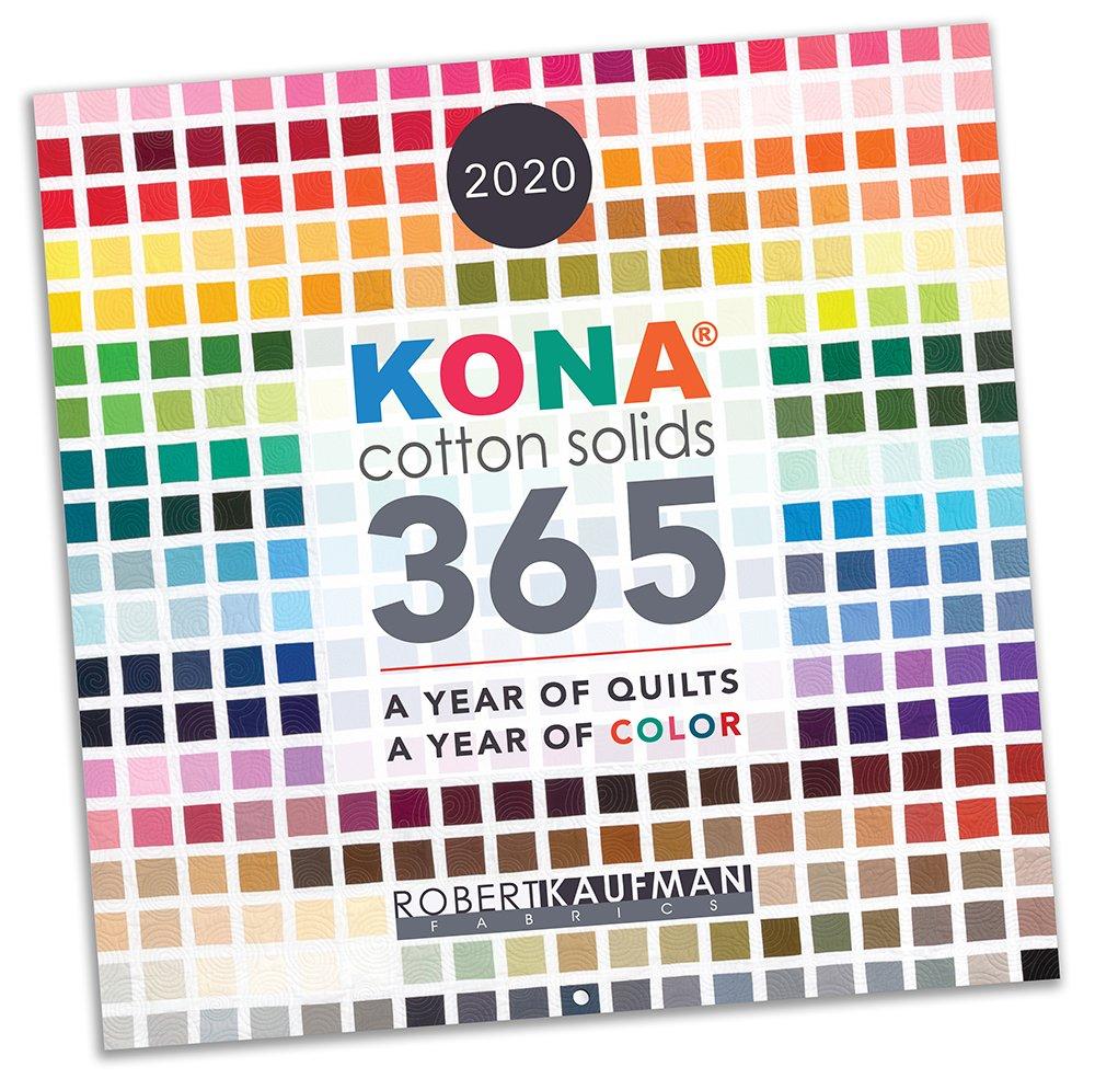 Kona Cotton 2020 Wall Calendar