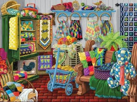 Puzzle - The Quilt Fair