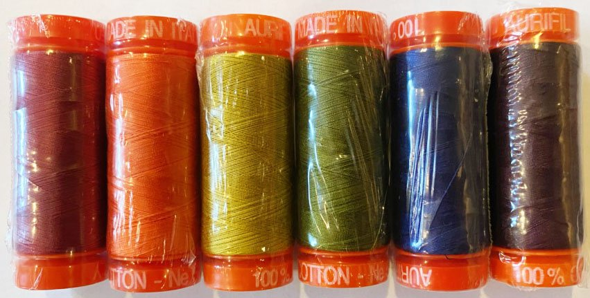 Aurifil Thread Kit