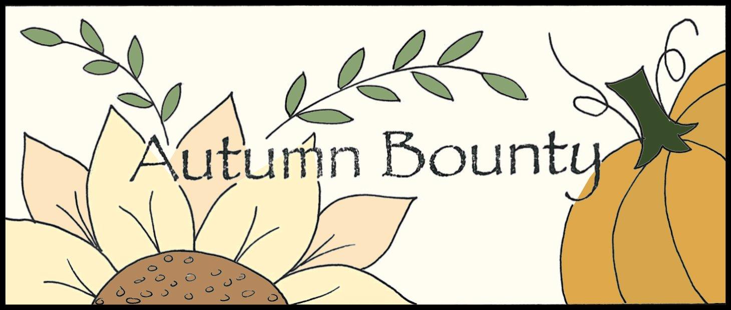 Autumn Bounty Mystery BOM - Karen Yaffe