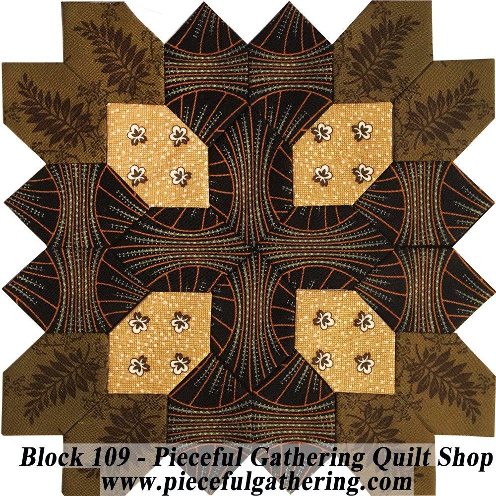 Lucy Boston Block Kit #109