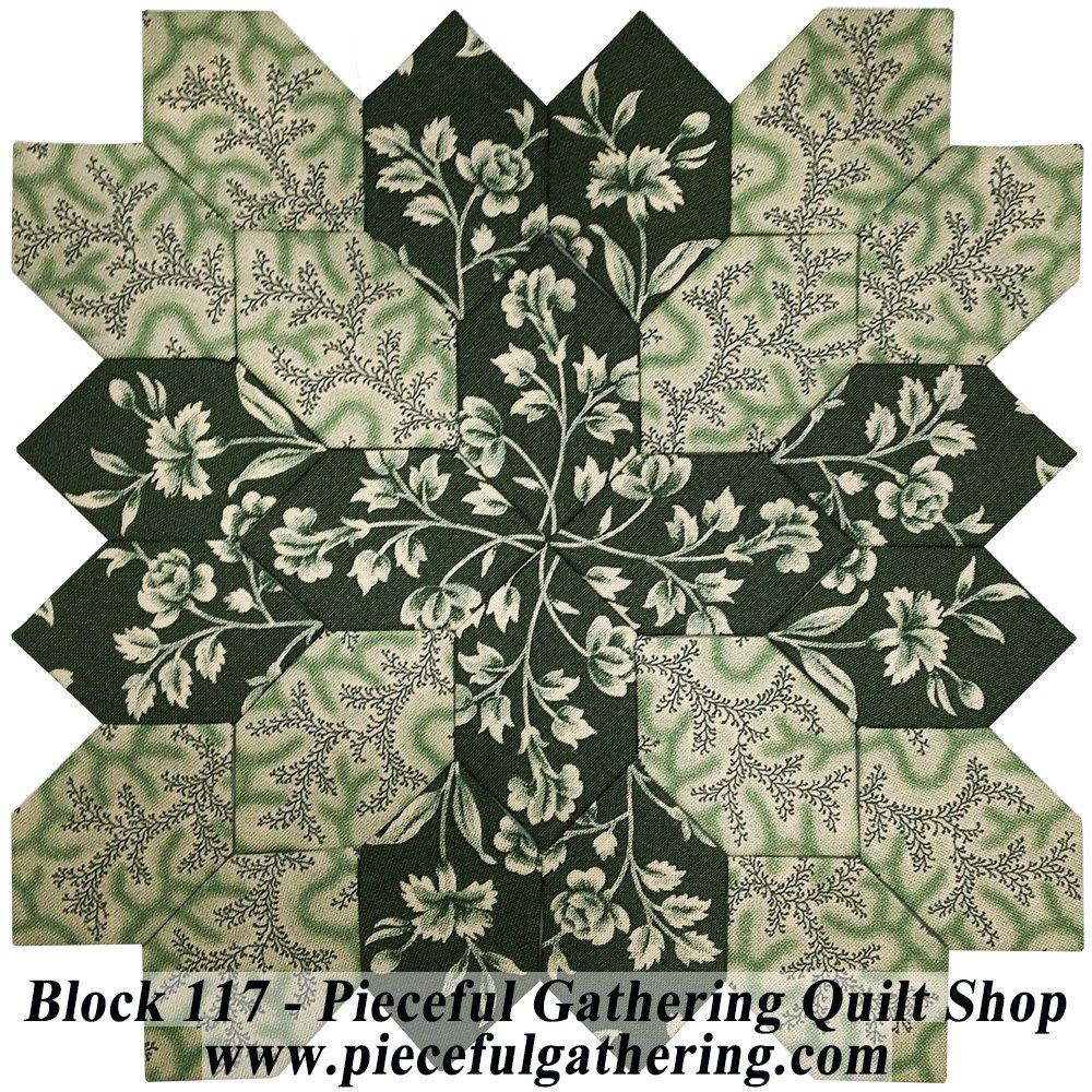 Lucy Boston Block Kit #117