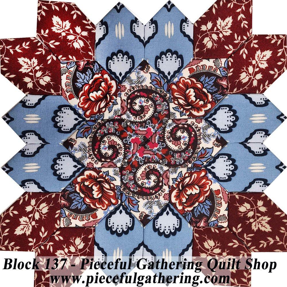 Lucy Boston Block Kit #137