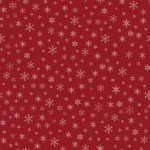 Farmhouse Christmas by Echo Park Paper Co -Snowflakes Red