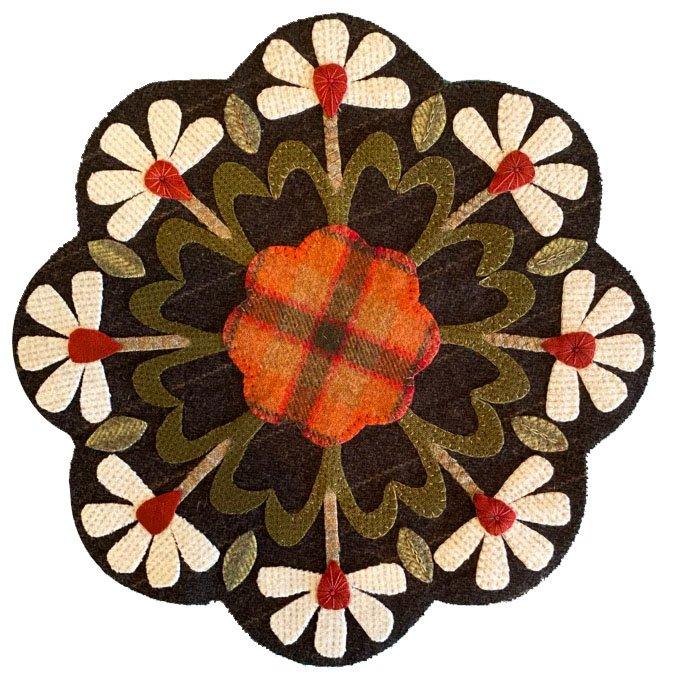 Celtic Spring Wool Mat Kit