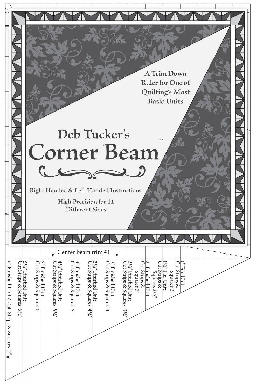 Ruler - Corner Beam