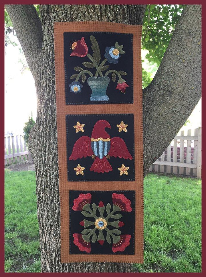 Americana Door Hanger Pattern - Digital Download