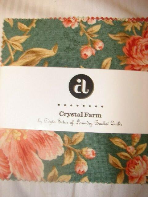Crystal Farm Charm Pack