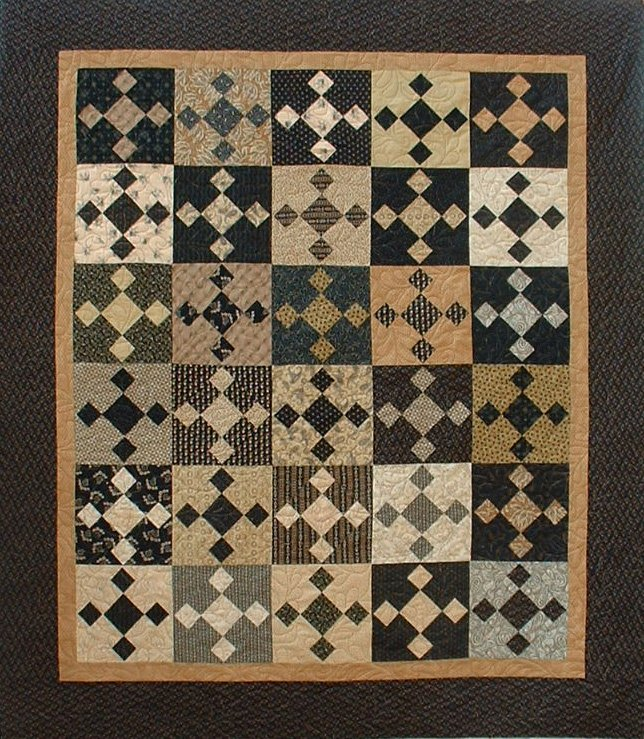 Czech Stew Quilt Kit