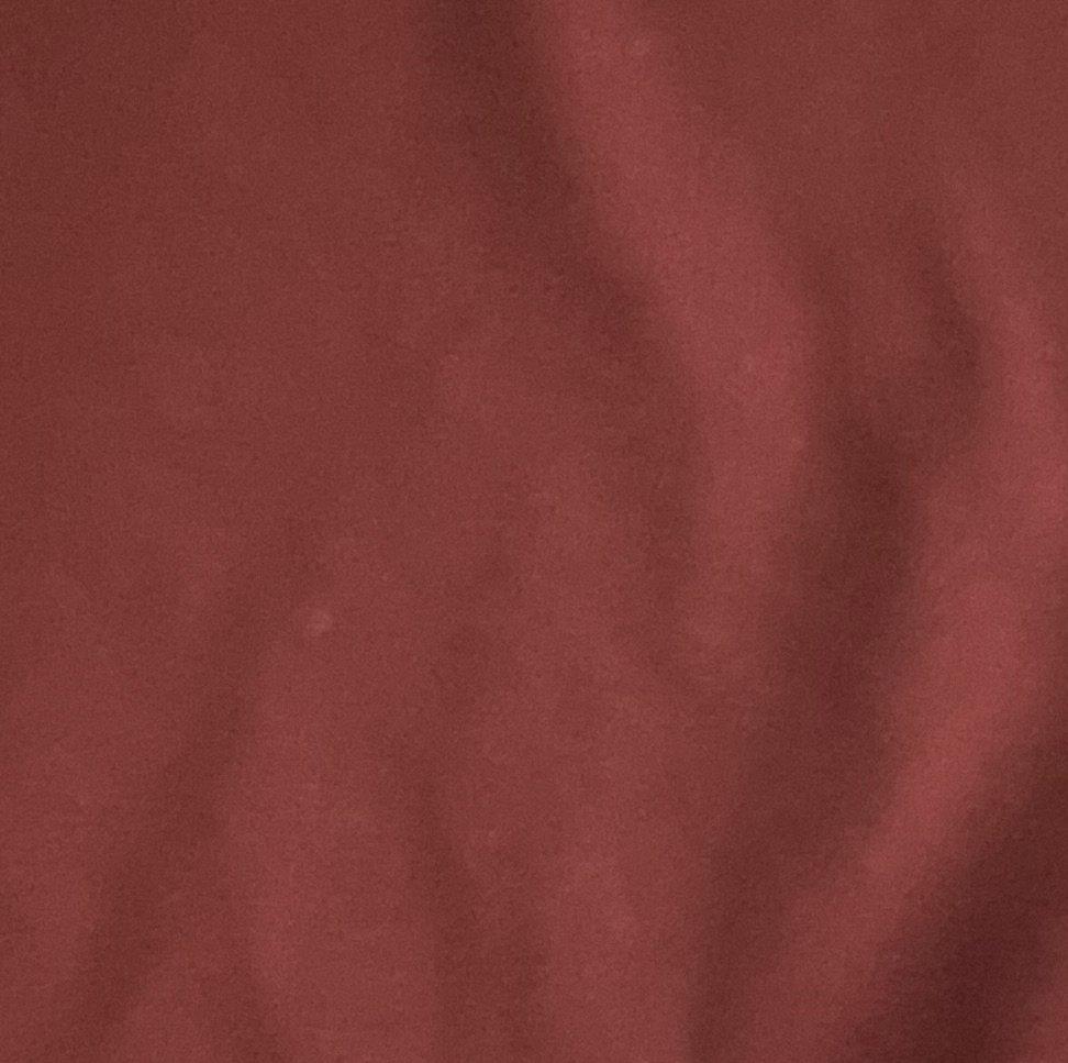 Dark Red 100% Wool