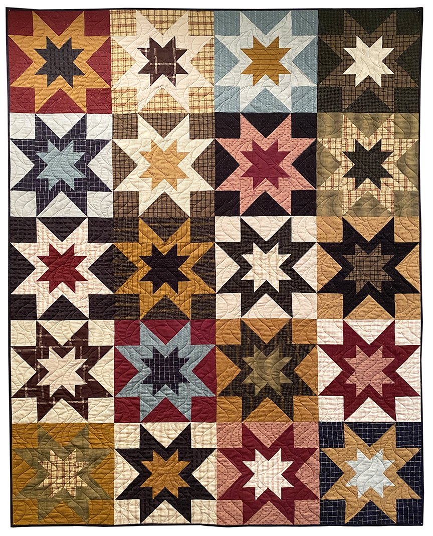 Double Vision Quilt Kit