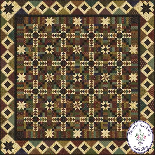Geese on the Meadow Quilt Kit - Preorder
