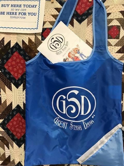 Great Stash Dash Bag 2019