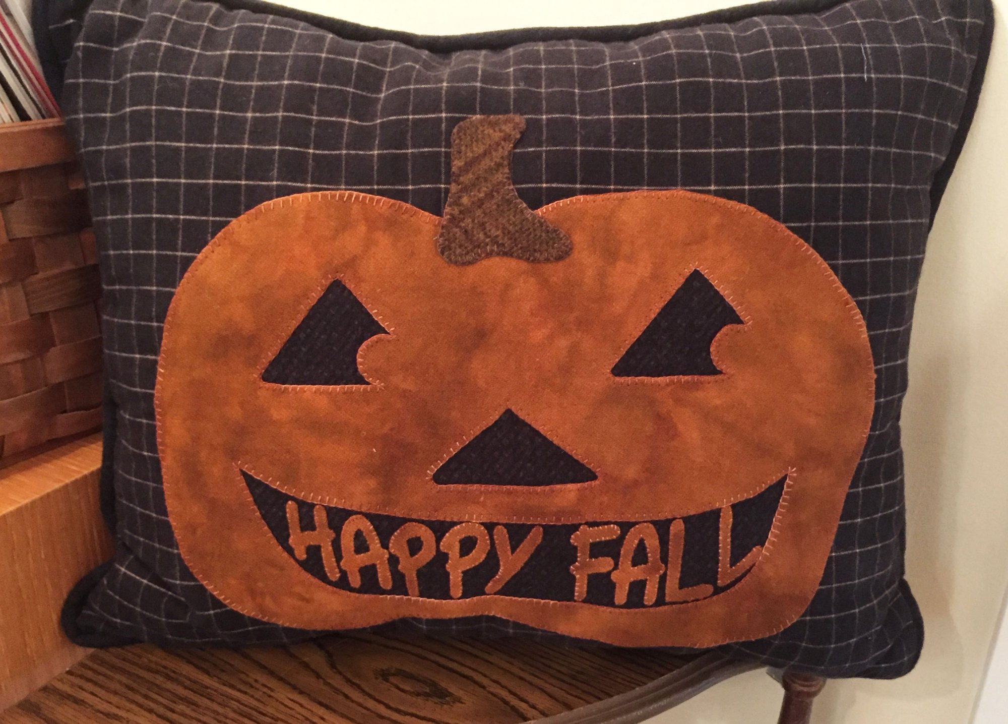 Happy Fall Pillow Kit