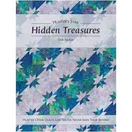 Hidden Treasures Hunters Star Book