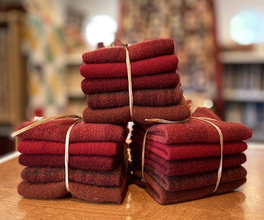Hot Tamale Wool Bundle - July 2021
