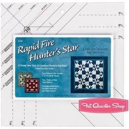 Ruler - Rapid Fire Hunter's Star Large