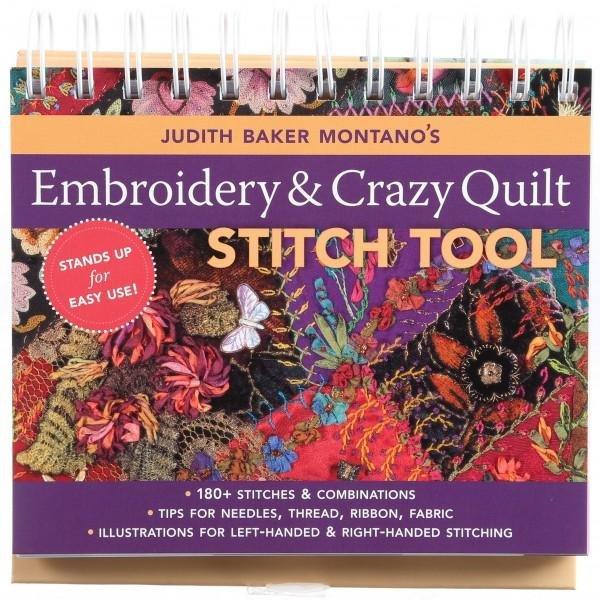 Embroidery & Crazy Quilt Stitc