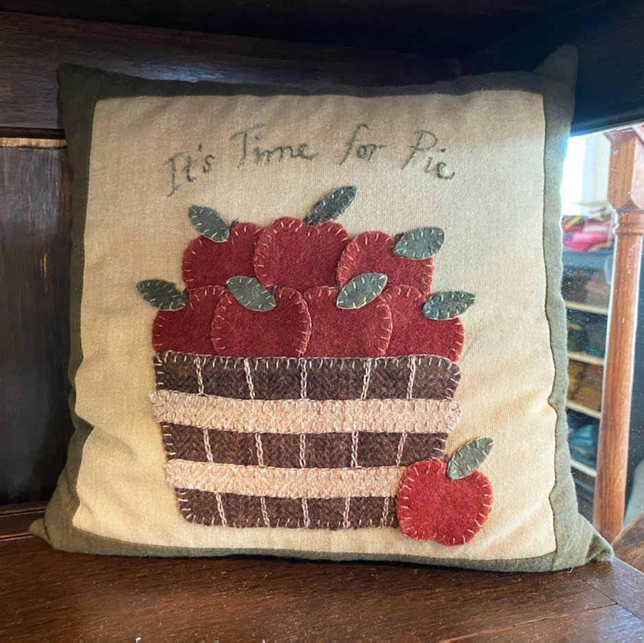 It's time for Pie Pillow Kit